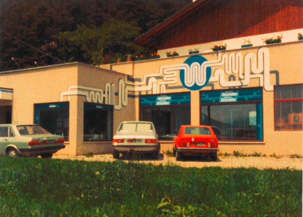Betriebsstätte in Schabs